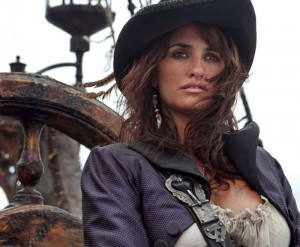 Penelope Cruz, Pirate Extraordinaire