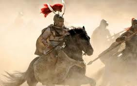 Alexander The Great In Battle