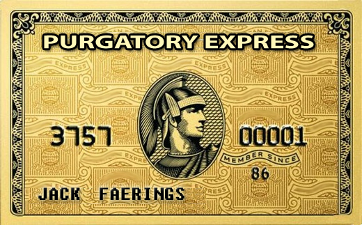 The Purgatory Express Card