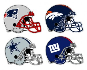 NFL 2013 week 12 predictions
