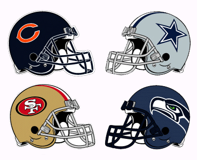 NFL weekly picks: 2013, week 14