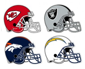 NFL weekly picks: 2013, week 15