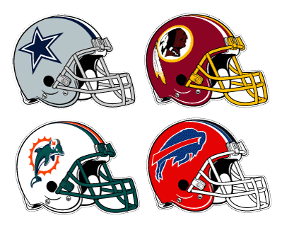 NFL week 16, 2013 Season